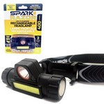 Genesis LED Rechargeable Headlamp