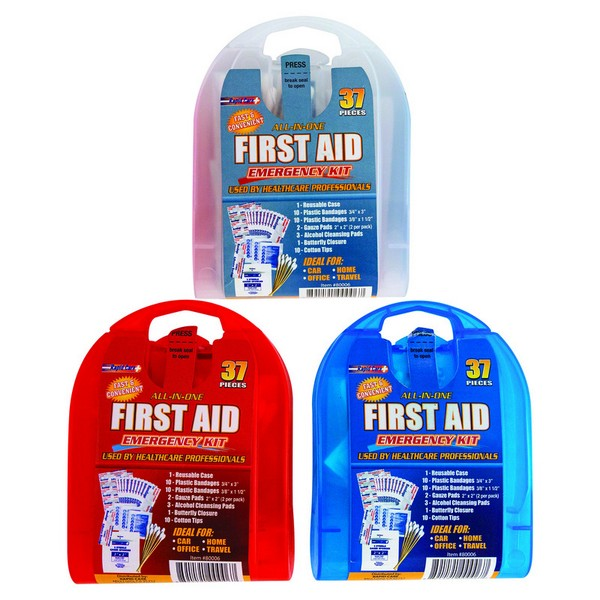 DISC FIRST AID EMERGENCY KIT