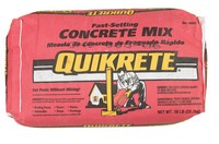 @ CONCRETE MIX FASTSET 50#