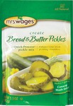 Mrs. Wages Bread and Butter Pickle Mix 5.3 1 pk