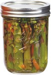Ball Wide Mouth Canning Jar 1 pt. 12 pk