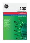 GE 100 Count Green Mini Lights