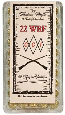 22 WRF 45GR 50RD