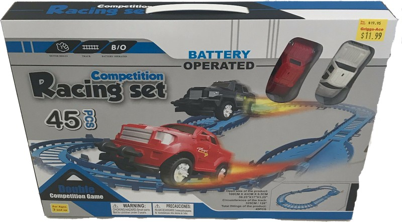 COMPETITION RACING SET B/O