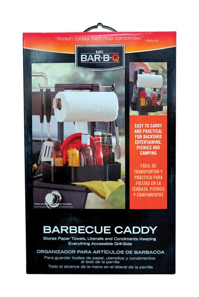 BBQ COOKING CADDY