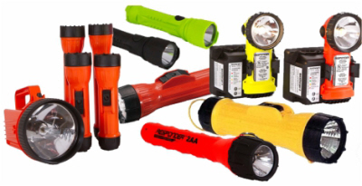 FLASHLIGHTS / LIGHTING AND SUPPL